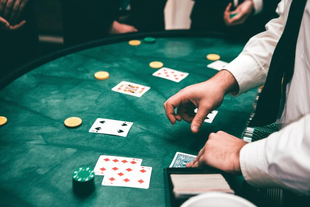 Baccarat Casino Game