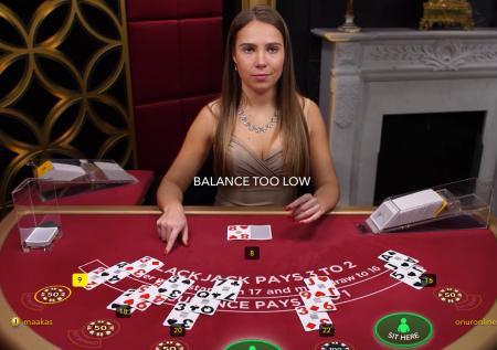 Live blackjack – Het beste casino met online blackjack bonus in 2021!