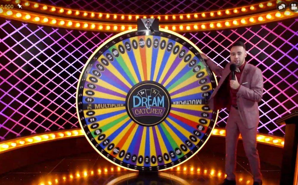 De beste online casino's met Dream Catcher