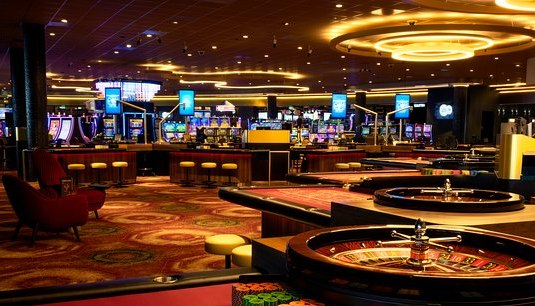 Holland Casino's gesloten door corona.