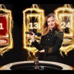 Live Lightning Roulette spel
