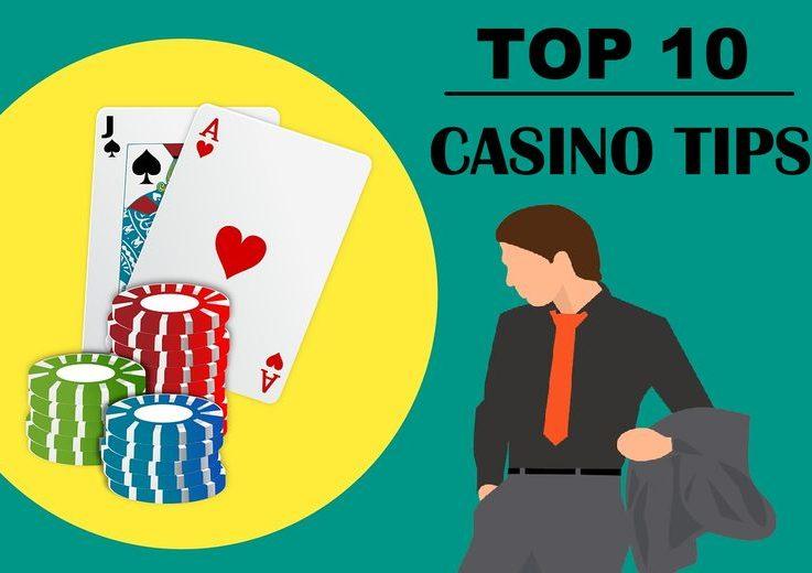 Top 10 Winnen van het Casino Tips