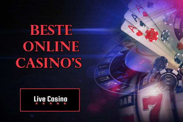 Recensies beste online casino's