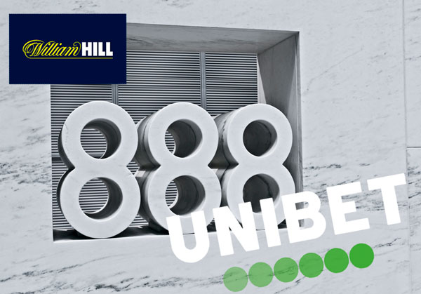 Unibet William Hill 888 casino