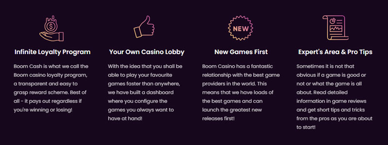 Boom Casino betrouwbaar