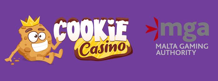 Cookie Casino kansspelvergunning