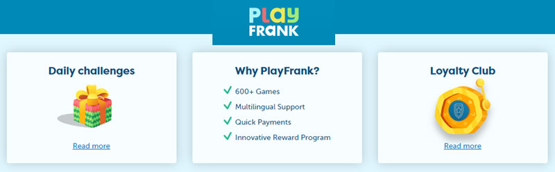 PlayFrank betrouwbaar