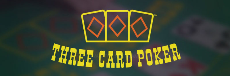 Three card poker combinaties