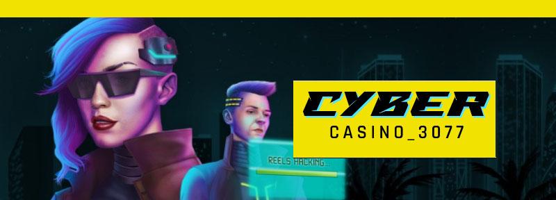 CyberCasino 3077 betrouwbaar