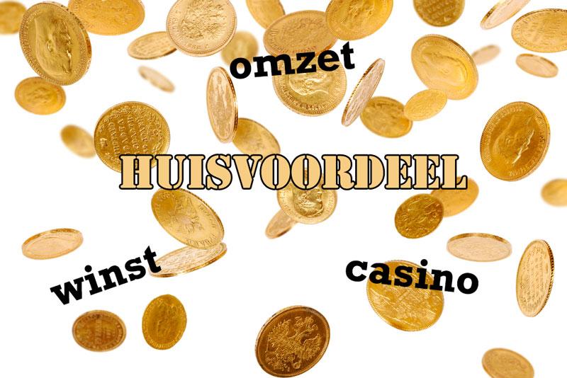Hoe maken casino's winst en wat is huisvoordeel?