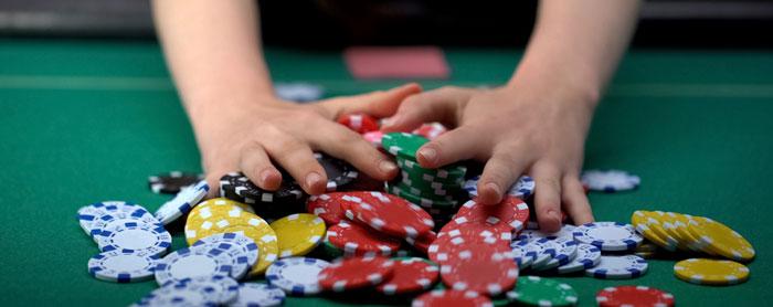 Huisvoordeel poker