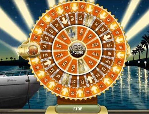 Mega Fortune Wheel screenshot