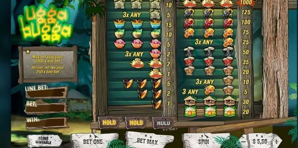 Ugga Bugga slot screenshot