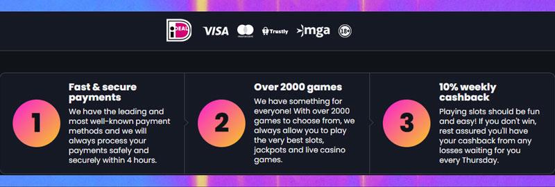 Winny Casino betrouwbaar