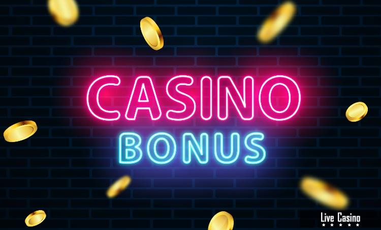 Casino Bonus text