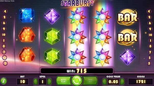 Starburst Jackpot