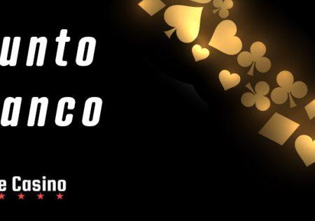 Punto Banco spelen in het online casino