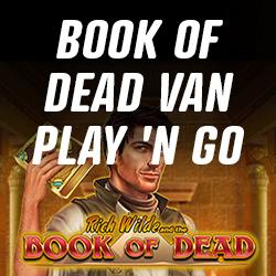 Book of Dead van Play 'n Go